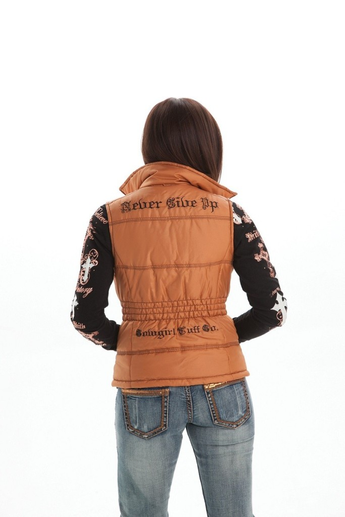 cowgirltuffbrownvestback