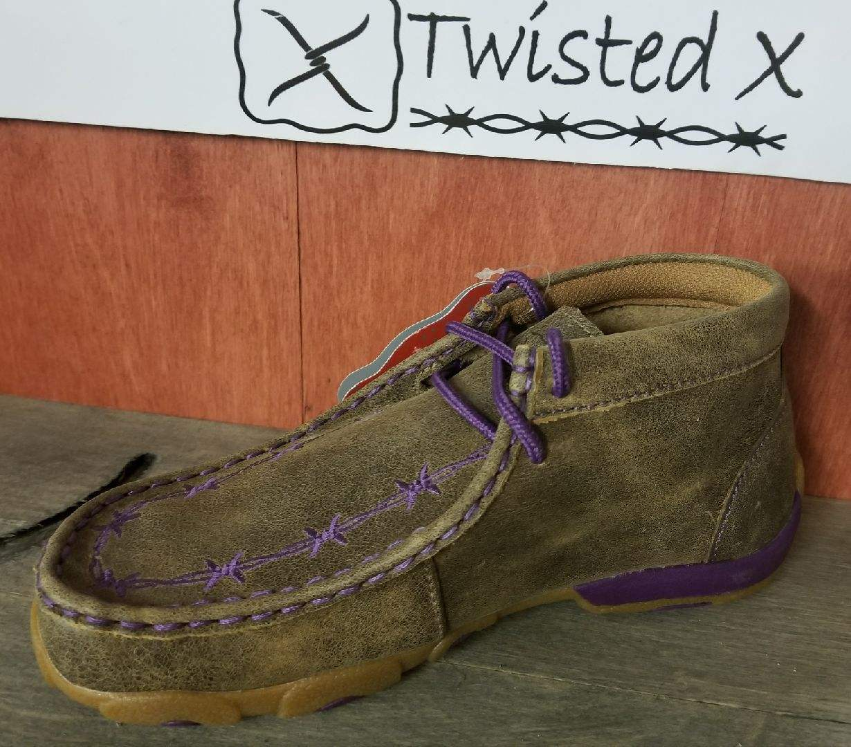 Twisted X Bomber Boots