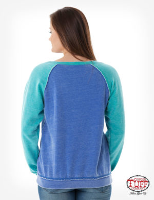 blue-and-turquoise-burnout-sweatshirt-with-front-horse-embroideryback